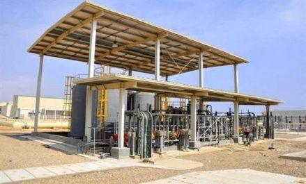 Mise en service du réseau d'AEP de la commune de Mascara en eau de mer dessalée