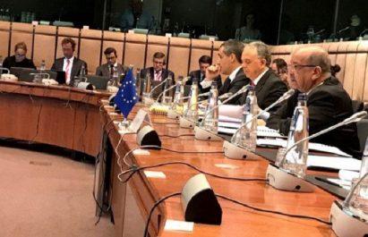 Messahel plaide pour le renforcement du dialogue Algérie-UE dans «l'intérêt mutuel»