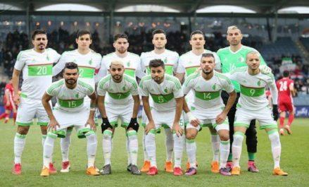 Football / Matchs amicaux : Madjer convoque 24 joueurs, M'bolhi, Halliche et Feghouli rappelés