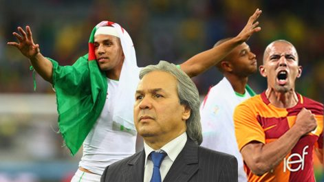 Feghouli enfin de retour en équipe nationale
