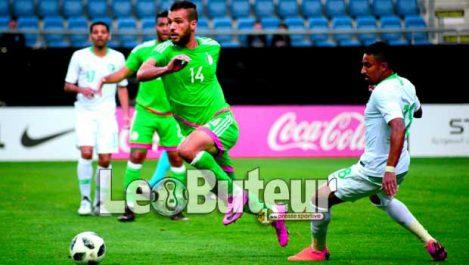Algérie A' 0 – Arabie saoudite 2 : Les locaux n'ont pas fait le poids