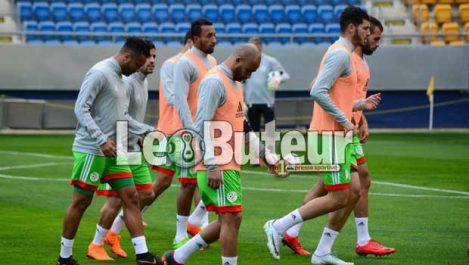 Algérie – Cap-Vert fixé à 22h