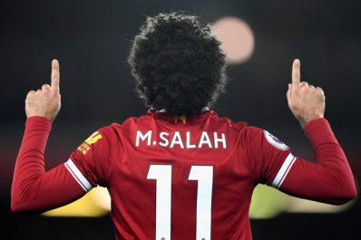 LDC : Salah veut rendre Liverpool et l'Egypte fiers