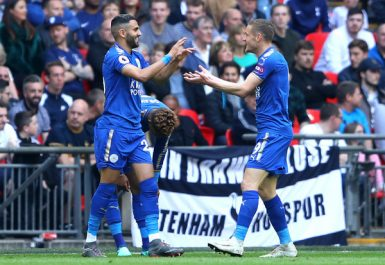 Leicester City: Après Man City, un autre club anglais s'intéresse à Mahrez