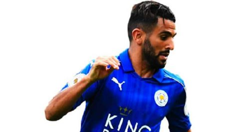 Mahrez sur les tablettes du Real Madrid ?