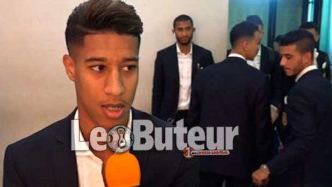 """MCA : La formation marocaine s'est entrainée hier à """"Hadjout"""""""