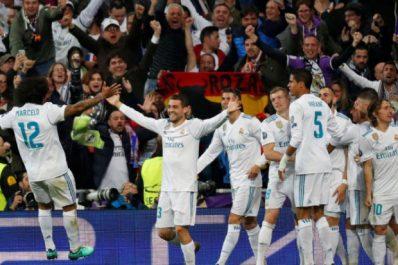Real-Liverpool: Le pronostic de Ronaldo pour la finale