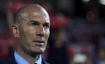 Manchester United: Zidane veut entraîner les Red Devils