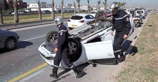 Deux morts dans deux accidents de la circulation à Alger