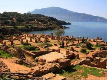 Rénovation et agrandissement des sites touristiques à Tipaza