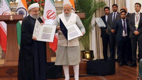 L'Inde refuse de subir les sanctions américaines contre l'Iran et le Venezuela