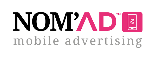 La publicité digitale : Med&Com lance l'offre « NOM'Ads », solution innovante de publicité sur mobile.
