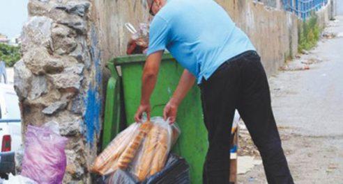 D'énormes quantités de pain et de nourriture dans les poubelles: Ramadhan, mois de la surconsommation et du… gaspillage