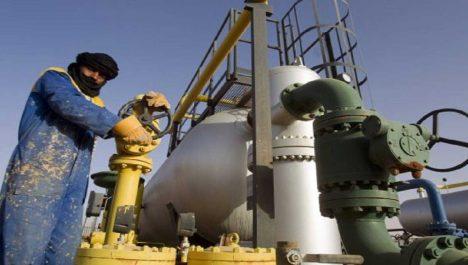 Légère baisse des quantités pétrolières exportées au 1er trimestre 2018