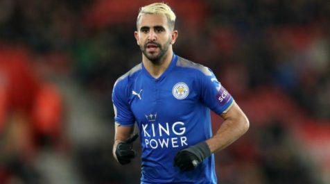 League anglaise : Riyad Mahrez dans l'équipe type