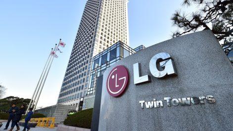 LG annonce ses résultats financiers pour le 1er trimestre 2018