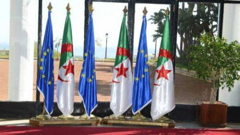 Algérie -UE: nouveau cadre de coopération financière pour les deux prochaines années
