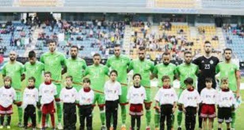 Football, en stage à sidi-Moussa dés aujourd'hui: Le Cap Vert en ligne de mire