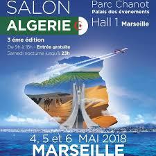 Le 3e Salon de l'Algérie à Marseille