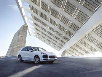 Porsche : Le nouveau Cayenne désormais décliné en hybride rechargeable