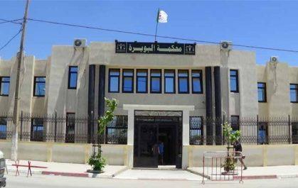 Bouira : 12 étudiants risquent la prison ferme