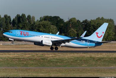 Des passagers de la compagnie belge TUI Fly bloqués à l'aéroport de Béjaia