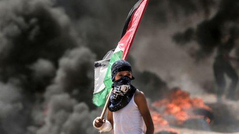 A Gaza, journée la plus sanglante depuis 2014
