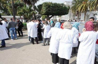 Les médecins résidents décident de geler leur grève à compter de dimanche prochain