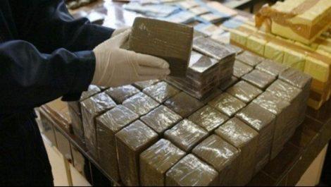 Saisie de plus de 5 kg de kif traité et démantèlement d'une bande de trafiquants de drogue à Tlemcen