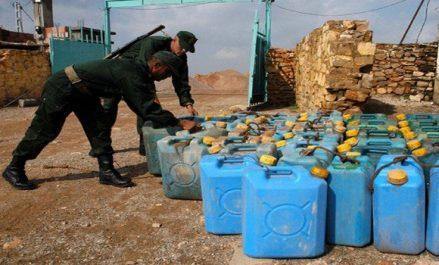 Des tentatives de contrebande d'une importante quantité de carburant déjoués à Souk-Ahras, Tébessa et El-Taref