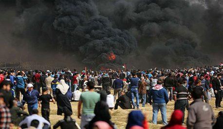Gaza : une jeune infirmière palestinienne tuée par un tir israélien