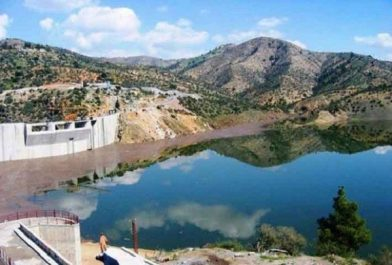 Sétif: les projets des grands transferts d'eau, vastes perspectives de développement