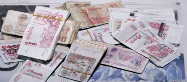 Planche à billets: La Banque d'Algérie dévoile la quantité d'argent créée