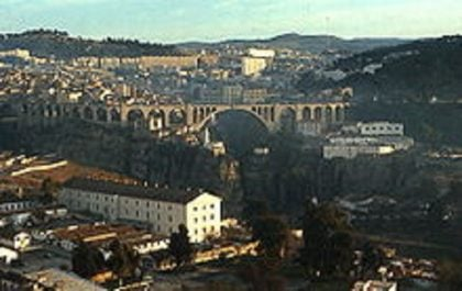 Constantine – Une ZAC à Hamma Bouziane