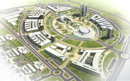 Nouvelles villes, cités futuristes d'une Algérie moderne !