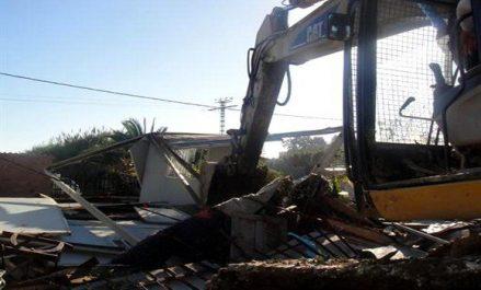 Alger: plus de 550 constructions illicites démolies durant le 1er semestre de 2018