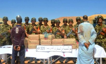 Un trafiquant de drogue marocain abattu par l'armée algérienne !