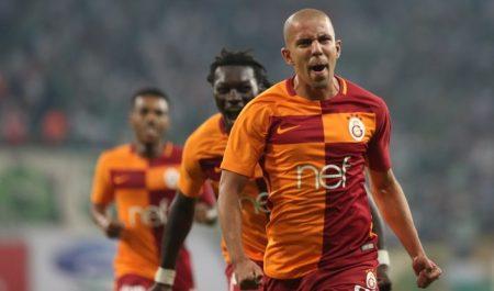 Galatasaray: Mauvaise nouvelle pour Feghouli?