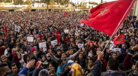 Mouvements sociaux au Maroc: la politique répressive du gouvernement dénoncée