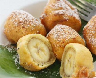 Recette: Beignets de bananes