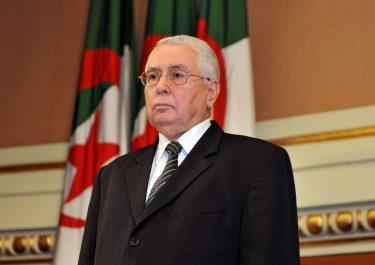 Bensalah reçoit l'ambassadeur de Suisse en Algérie