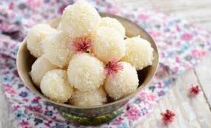 Boules de noix de coco