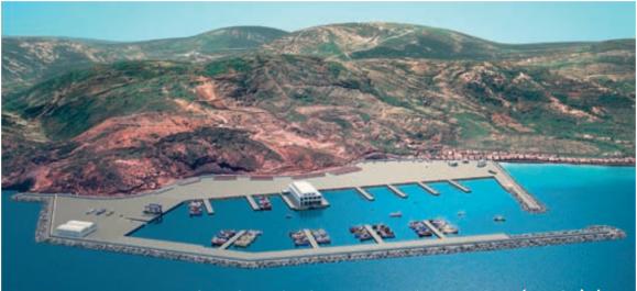"""Résultat de recherche d'images pour """"port de pêche de Sydna Youchâa"""""""