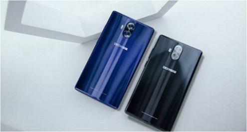 Une première en Algérie : DOOGEE Mix Lite, un Smartphone sans bordures de 5,2 pouces pour les utilisateurs à petit budget.
