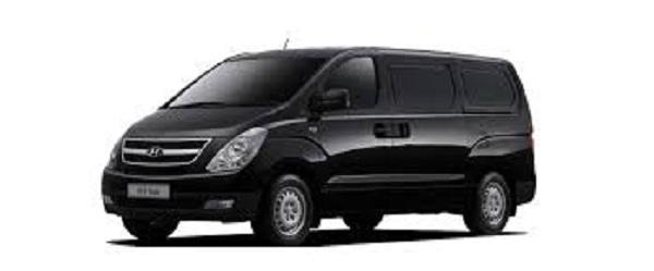 Lancement du Hyundai H-1: en attendant les prix