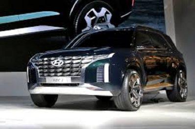 Hyundai HDC-2 Grandmaster: Une nouvelle génération de SUV
