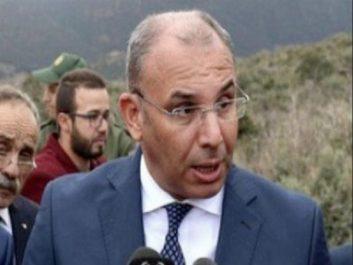Abdelghani Zalène, ministre des travaux publiques et des transports, à l'expression: «Notre secteur est sur les rails»