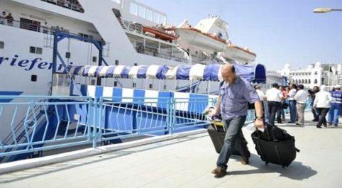 Brigade navigante de la PAF: les formalités policières bien accueillies par les voyageurs