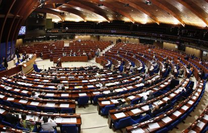 Le Parlement prend part aux travaux de la session ordinaire de l'APCE