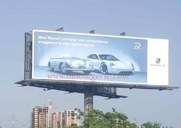 Marché automobile algérien : Le clin d'œil de Porsche à Sovac